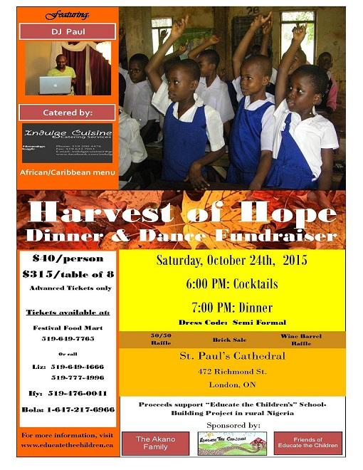 2015 Fundraiser